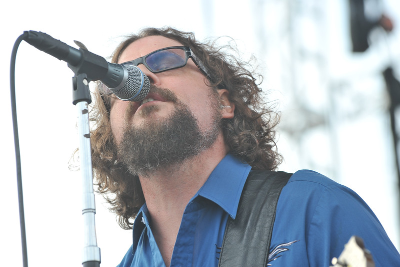 Lead singer, Patterson Hood.