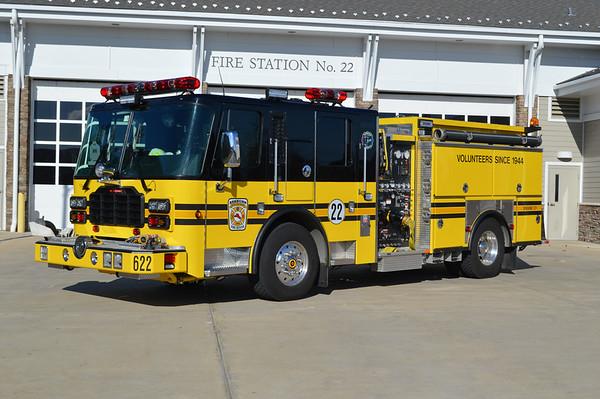 Company 22 - Ashburn Fire & Rescue (Landsdowne station)