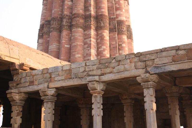 Qutb Minar mosque