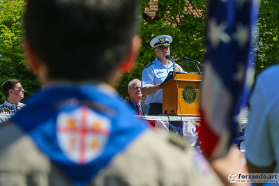 2016-05-30 Memorial Day Observances - Hinsdale, IL