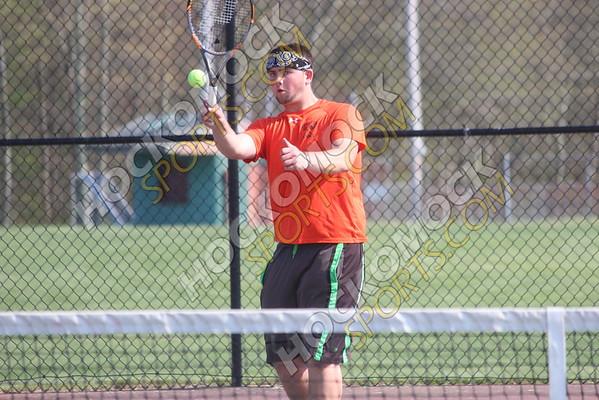 Oliver Ames - Taunton Boys Tennis - 05-12-16