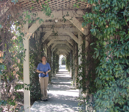 Santa Ana, CA - Centennial Heritage Museum and Gardens