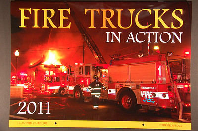 2011 FIRE TRUCKS IN ACTION