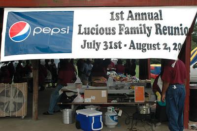 Lucious Family Reunion