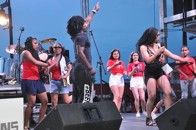 Teens Got Talent at Riverfest June  6, 2017