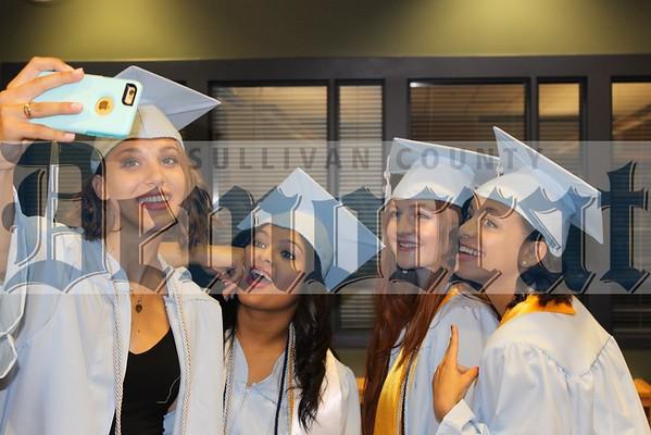 2015 Sullivan West Graduation