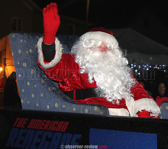 Watkins Village Christmas 2014