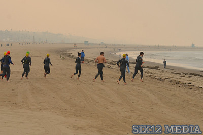 First Open Water Swim 3-16-2013