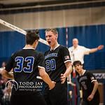 Volleyball Brunswick vs Hoban