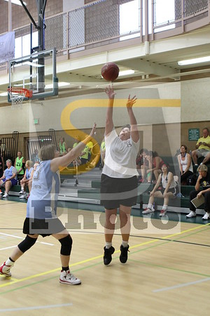 Womens 3 on 3 Basketball