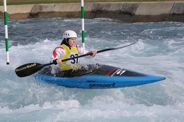 Lee Valley - Premier Slalom (14-Mar-15)