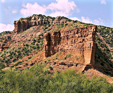 2015 Caprock Canyons State Park, TX