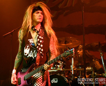 Steel Panther @ House Of Blues (Hollywood, CA); 4/18/11