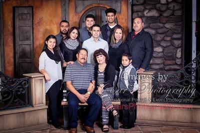 Alcala Family