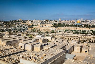 Jerusalem - Mount of Olives