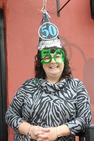 Surprise 50th Party