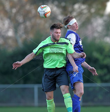 CHIPPENHAM TOWN V BURNHAM MATCH PICTURES  29th Nov 2014