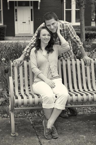 Lisa & Rhett 4-14-12