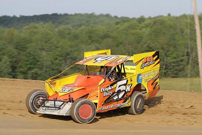 Bill McGaffin- Woodhull Raceway-7/9/11