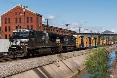 19M Crewe, VA to Elkhart, IN