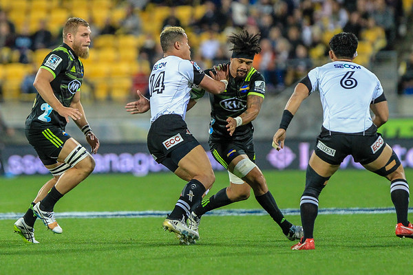 Hurricanes v Sunwolves  (Round 11) - 27 April 2018