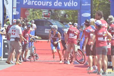 Transition Cycling - Running