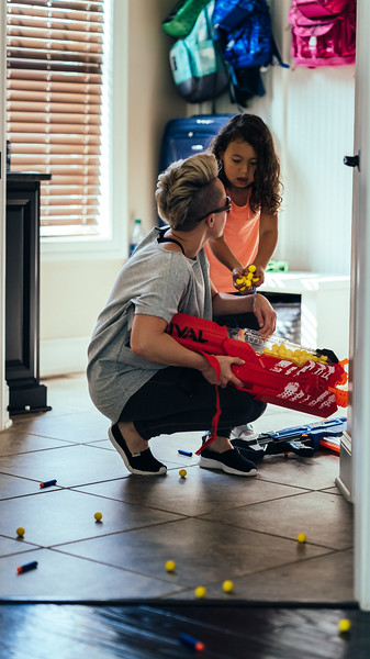 2018-09-02 London 1st Day of School - Nerf Battle-3369.jpg