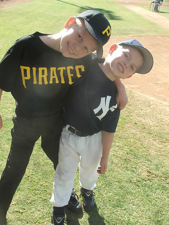 Baseball 2012 - Yankees and Pirates