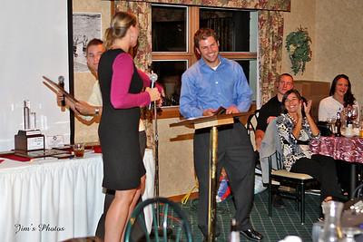 Mad-City Ski Team - 2008 Annual Banquet