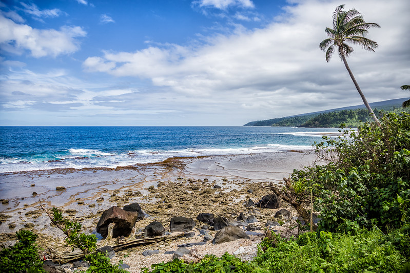 Taveuni Fiji Lavena Coastal Walk