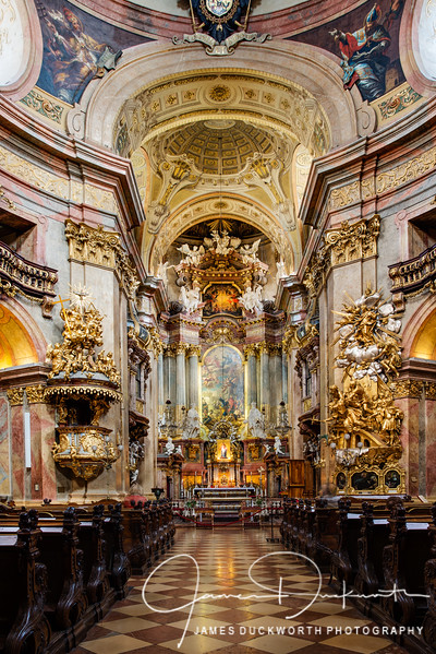 St. Peters Church, Vienna
