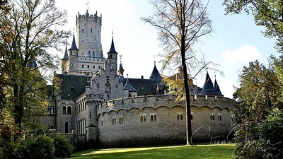 Germany; Marienburg; D;