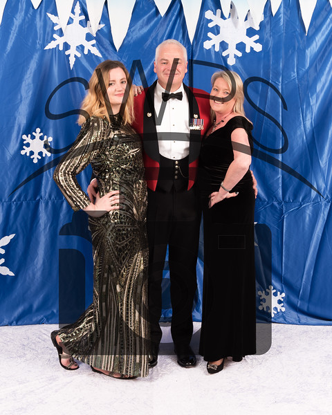 CTCRM SNCO's Christmas Ball 2017