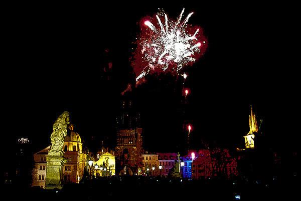 Prague NYE 2010