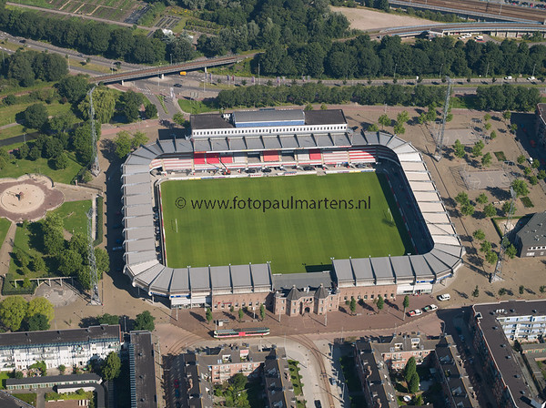 Stadions nederland