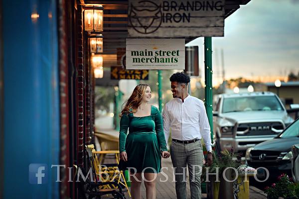 Deion and Rachel | Engagement 2020