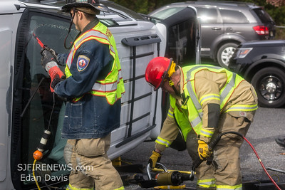 11/23/2019, MVC with Entrapment, Millville City, Cumberland County NJ, iao 2130 N 2nd St. ShopRite
