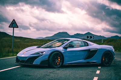 Club GT - McLaren Senna and 675 LT