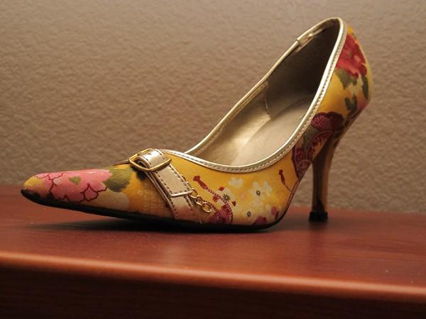 12.21.13 Single Shoe