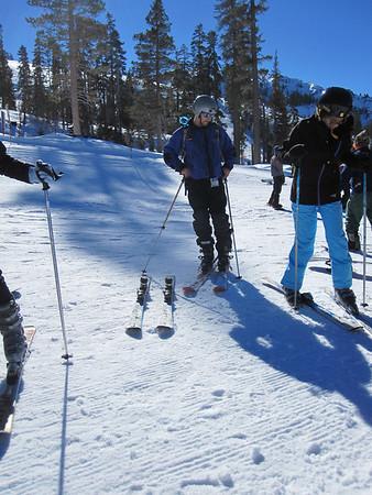Snow Trip 2/1/12