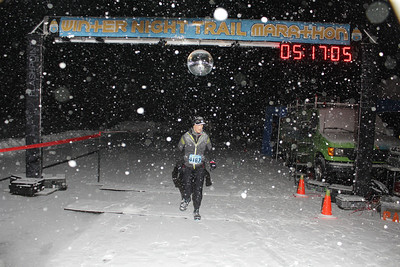 Winter Trail Marathon