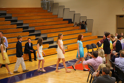 Halli BA 8th Grade Graduation 5-2014