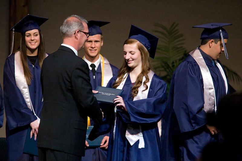 Hannah's SRCHS Graduation, Class of 2016