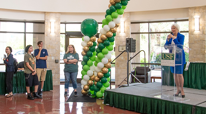 Make Your Impact at USFSM