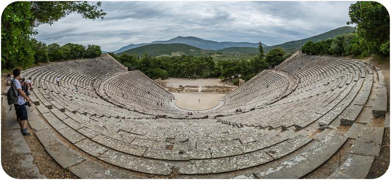 Epidaurus/ Mycenae