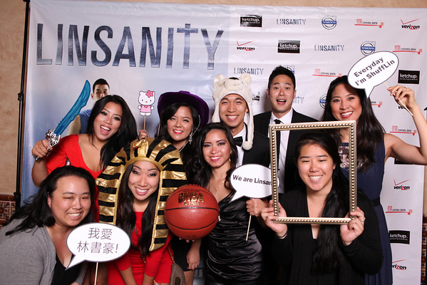 Linsanity Movie Premiere Photo Booth Singles
