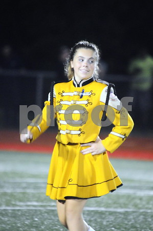 NBHS BAND VS MANCHESTER 9-15-17