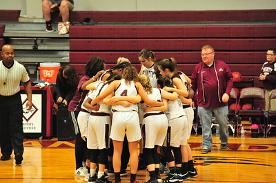 Trinity Christian Academy Girl Basketball 2019