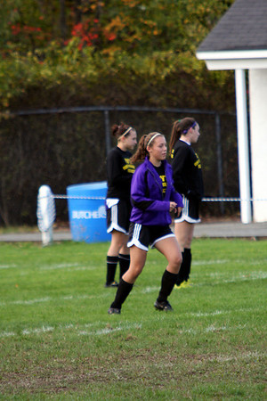 BVT Girls Varsity Soccer at Assabet