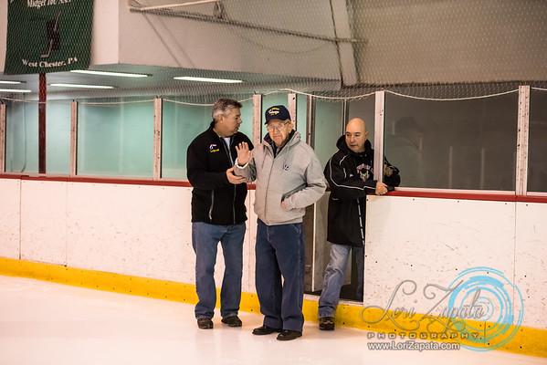 2014-11-11 - JV Friars Veterans Day Game